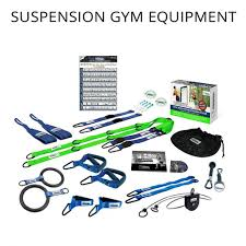 the human trainer suspension gym ripcords resistance bands