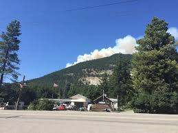 Wildfire Bc Map 2015 by Update Evacuation Order Issued For Aggressive Wildfire Near
