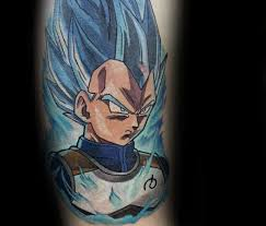 35 insanely awesome dragon ball tattoos fans love
