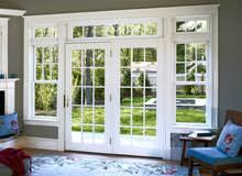 Garage Door Conversion To Patio Door Spectacular Replacing Doors With Windows R29 About Remodel