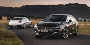 peugeot luxury car 2015 peugeot 508 pricing and specifications photos 1 of 6