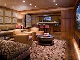 media room lighting ideas basement home theaters and media rooms pictures tips ideas hgtv