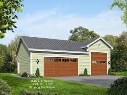 rv home plans garage plan 1120 rv g house plans by garrell associates inc