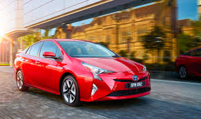 toyota company latest models prius hybrid electric mid size sedan toyota australia