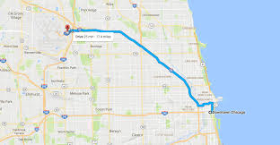 Downtown Chicago Map Elon Musk Throws His Hat In The Ring For Ambitious Chicago Project