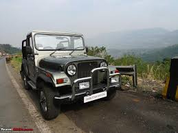 Mahindra Thar Test Drive U0026 Review Page 141 Team Bhp