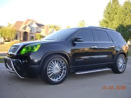 Gmc Acadia With Rims Reply 6 On January 12 2011 07 44 41 Pm