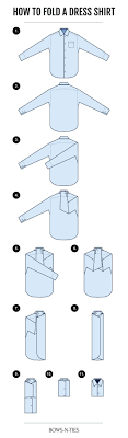 how to fold dress shirt for travel images What is the best steamer for dress shirts jpg