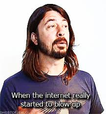 Foo Fighters Meme - my gifs dave grohl foo fighters i think you re describing facebook