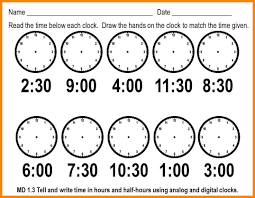 Clock Worksheets Grade 1 Time Worksheets For Grade 3 Worksheets For Kids U0026 Free Printables