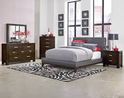 Grey And Brown Bedroom by Apply Grey Bedroom Furniture For Calming Minimalistic Style
