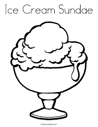 cup coloring page ice cream coloring pages getcoloringpages com