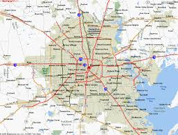 of houston cus map map in houston tx maps of usa