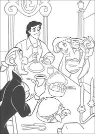 coloring pages of the little mermaid 34 best coloring pages 5 little mermaid images on pinterest