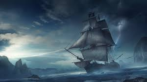 spooky backgrounds spooky pirate music haunted isles youtube