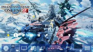 Phantasy Star 2 World Map by Get A Slightly Bitter Taste Of Phantasy Star Online 2 On Ps4 With