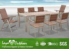 Outdoor Furniture Wholesalers by Artificial Wood Decking Fake Faux Wood Patio Furniture Recycled