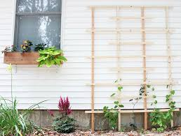 build a garden trellis how to build a garden trellis from start to finish