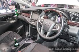 roll royce surabaya 2016 toyota innova showcased at surabaya auto show