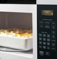 ge 1 6 cu ft over the range microwave silver jvm3160rfss best buy