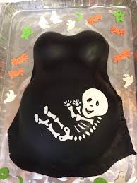 halloween baby shower cake i made it pinterest shower cakes