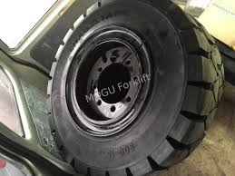 heavy duty forklifts rubber fork lift tyres forklift truck spare