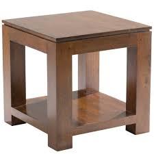 bouts de canapé bout de canapé table de chevet meuble salon pier import