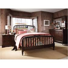 Solid Maple Bedroom Set 36 130h Kincaid Furniture Queen Jenny Lind Bed Maple