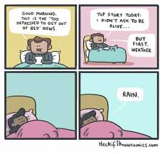 Get Out Of Bed Meme - too depressed to get out of bed comic depression news funny