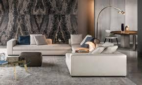 sofa minotti leonard lounge sofas from minotti architonic
