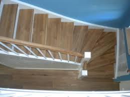 weiãÿe treppe montagebau karstens günstige holztreppe lübeck weiße treppen