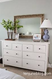 Bedroom Dresser Drawer Dresser Top Mirror Chest Of Drawers Ebay Chest Dresser