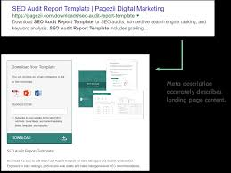 seo report template meta description tips for seo 8 actionable techniques to use now best meta description tips for seo search alignment