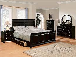 queen size bedroom set with storage amherst espresso 5 pc bedroom set w king bed 1776s1 by acme