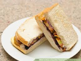 how to make a day after thanksgiving turkey sandwich 12 steps