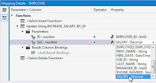 tutorial oracle stored procedure entity framework linq and model first for the oracle database