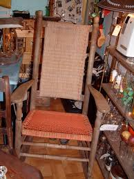 Wicker Rocking Chairs For Porch Early 1900s Presidential Wicker Rocking Chair U2013 Velma Vintage