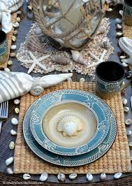 themed table for summer with pfaltzgraff montego home is