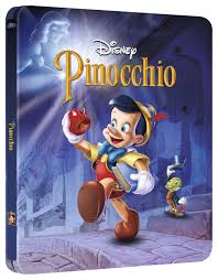The Brave Little Toaster Dvd Pinocchio Zavvi Exclusive Limited Edition Steelbook The Disney