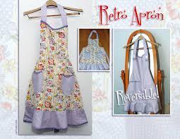 free apron pattern archive retro apron