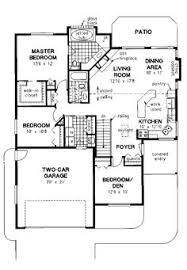 Home Decorations Bungalow House Plans by Perfect For Narrow Lots Hwbdo10424 Bungalow House Plan From