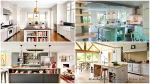 Open Shelves Kitchen Design Ideas Kitchen Open Kitchen Designs With Islands Amazing 18 Neat