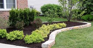 Garden Lawn Edging Ideas Innovative Landscaping Borders Ideas Garden Design Garden Design