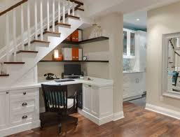 Office Stairs Design by Home Office Furniture Ideas Office U0026 Workspace White Home Office