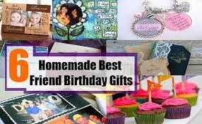 diy birthday gifts for best friend justsingit com