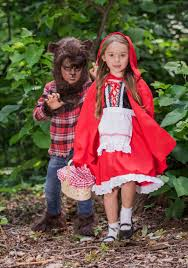halloween costumes for a 1 year old boy deluxe child little red riding hood costume