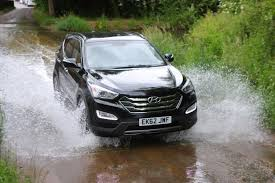 hyundai santa fe estate review 2012 parkers