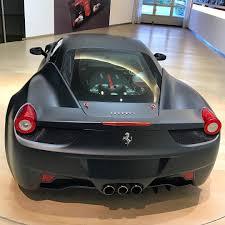 Ferrari 458 Blacked Out - ferrari 458 with a laferrari v12 u2013 engine swap depot