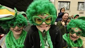 by the numbers st patrick u0027s day cnn