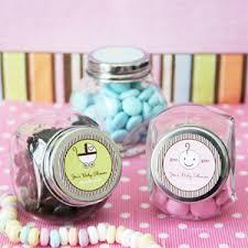 jar baby shower baby shower glass candy jars favor bottles and tins favor